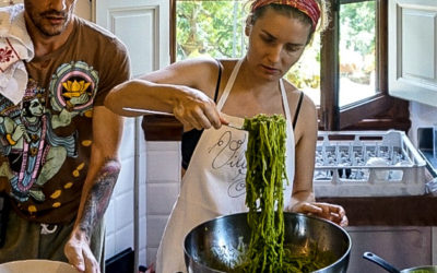 Gaia Gourmet Culinary Immersion Retreat: Learn the Fine Art of Plant-Based Cuisine